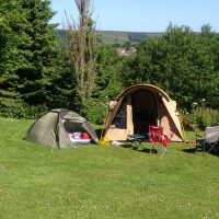Lime Tree Holiday Park Buxton Camping Campsite 04