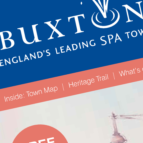 Buxton Town Guide Download - Lime Tree Holiday Park