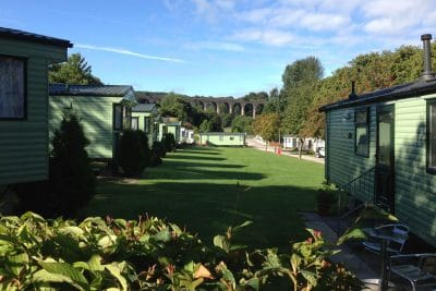 Self-catering caravans, lodge and apartments - Lime Tree Holiday Park Caravan Fleet