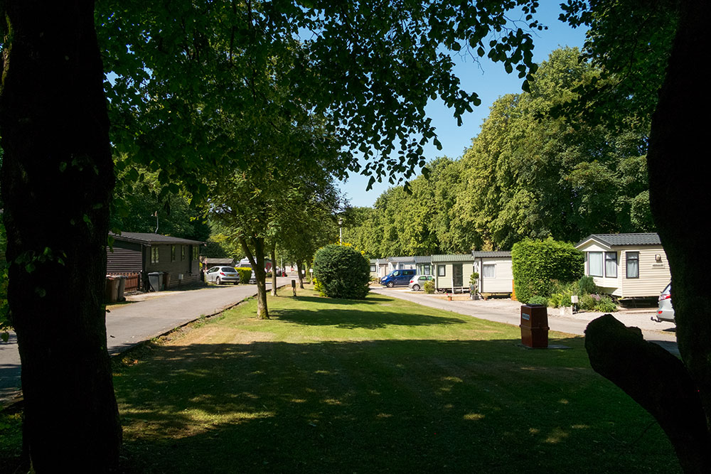Static Caravans - Lime Tree Holiday Park 2354