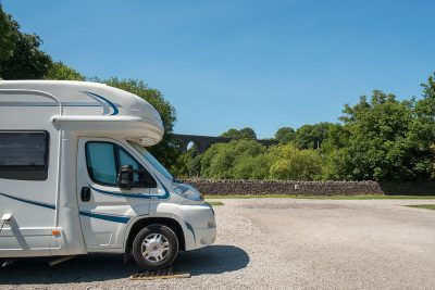Touring Caravans and Motorhomes - Lime Tree Holiday Park 2376