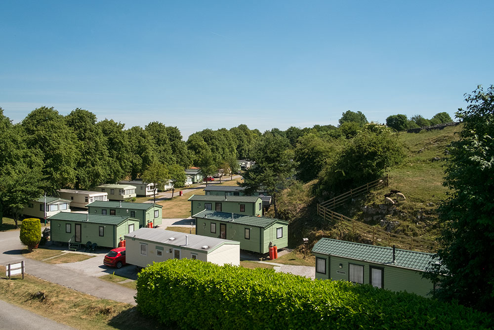 Static Caravans - Lime Tree Holiday Park 2378