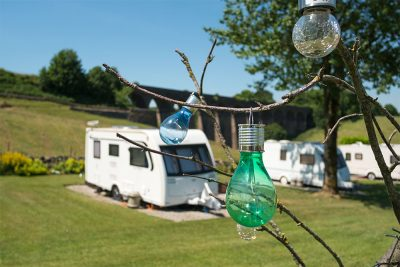 Touring Caravans and Motorhomes - Lime Tree Holiday Park 2433