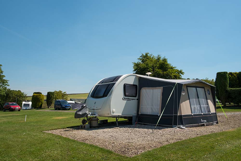 Touring Caravans and Motorhomes - Lime Tree Holiday Park 2450