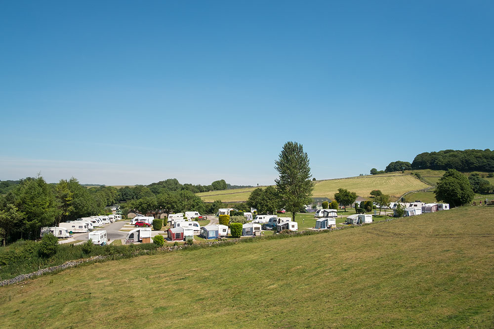 Touring Caravans and Motorhomes - Lime Tree Holiday Park 2528G