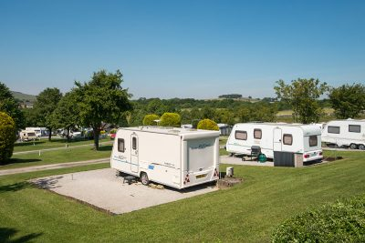 Seasonal Pitches - Lime Tree Holiday Park 2563
