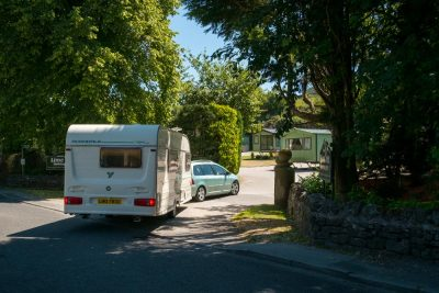 Touring Caravans and Motorhomes - Lime Tree Holiday Park 2666G