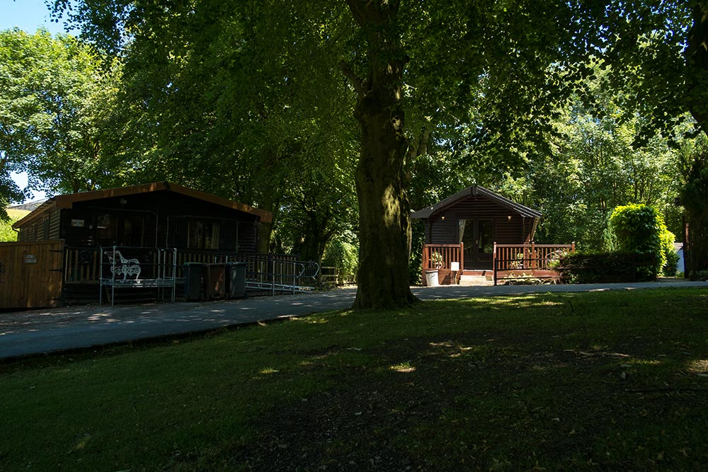 Self-catering caravans, lodge and apartments - Lime Tree Holiday Park 2697
