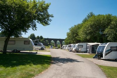 Touring Caravans and Motorhomes - Lime Tree Holiday Park 2751