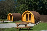Lime Tree Holiday Park - Family Camping Pods KYTE3697G