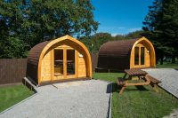 Lime Tree Holiday Park - Family Camping Pods KYTE3701G