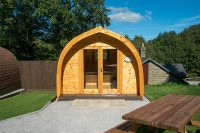 Lime Tree Holiday Park - Family Camping Pods KYTE3705-BeechG