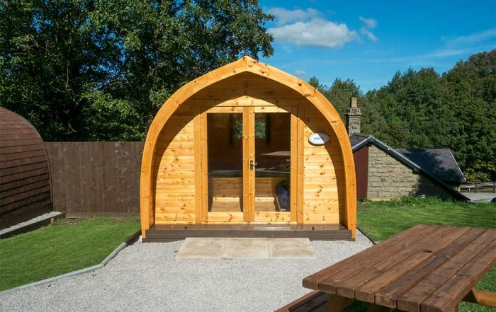 Lime Tree Holiday Park - Family Camping Pods Reopening KYTE3705-BeechG