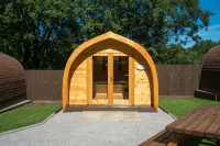 Lime Tree Holiday Park - Family Camping Pods KYTE3705-ElmG