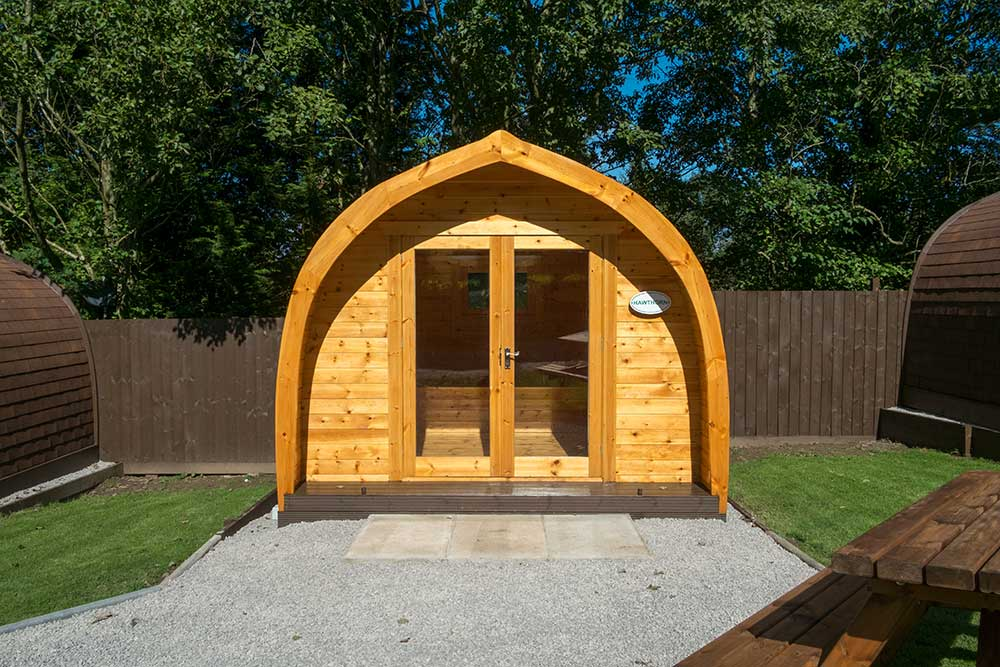 Lime Tree Holiday Park - Family Camping Pods KYTE3705-HawthornG