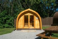 Lime Tree Holiday Park - Family Camping Pods KYTE3705-OakG