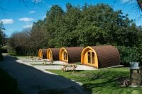 Lime Tree Holiday Park - Family Camping Pods KYTE3716G