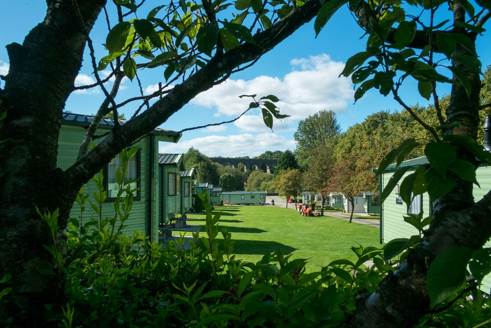 Lime Tree Holiday Park is temporarily closed