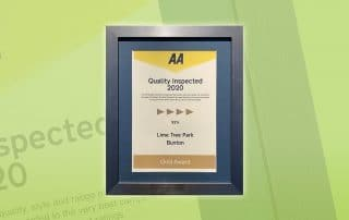 Lime Tree Holiday Park AA Quality Inspected 2020 LTP