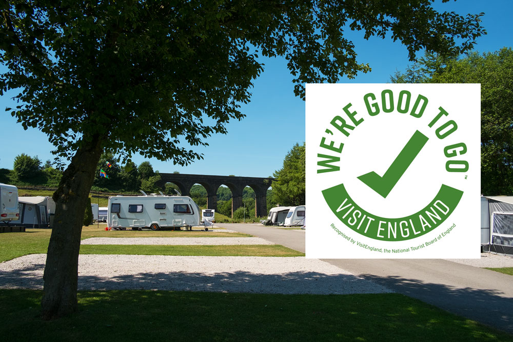 We're Good To Go Reopening 4 July Lime Tree Holiday Park 03
